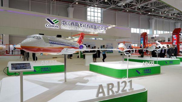 China certifies COMAC to mass produce ARJ-21 regional jets - Xinhua