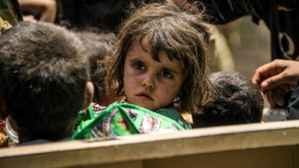A Mossoul, les vies fracassées des madones de la vieille ville