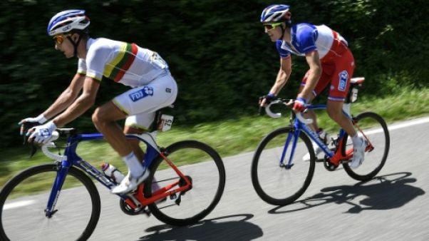 Tour de France: Arnaud Démare lâché dès le début  de la 9e étape