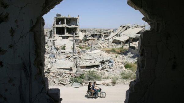 Calme dans le sud de la Syrie au premier jour d'un cessez-le-feu
