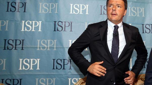 Renzi, deficit a 3% e tagliamo tasse
