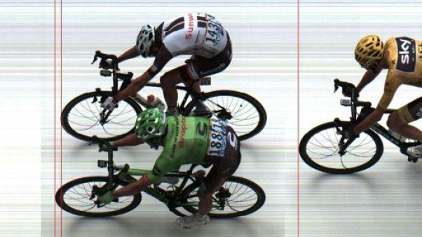 """Tour de France: Barguil """"vraiment déçu"""" d'avoir perdu sur le fil"""