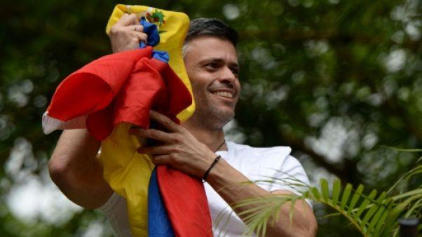"""Venezuela: l'opposant Lopez """"très affaibli"""" après une infection généralisée"""