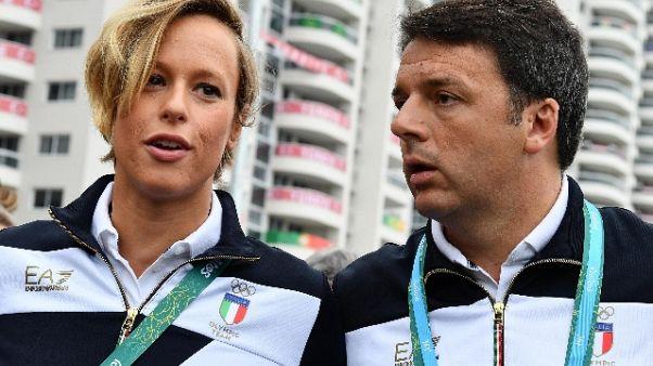 Olimpiadi:Renzi,Napoli giochi sue carte