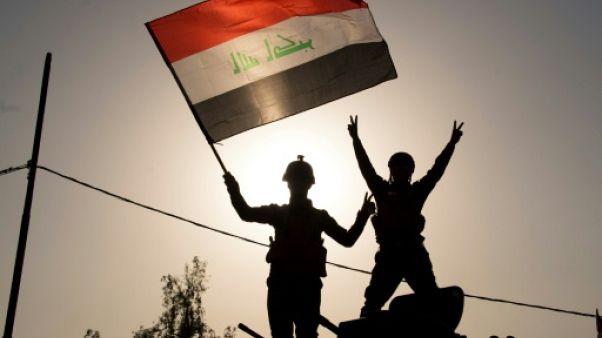 Mossoul, la victoire par procuration des militaires américains