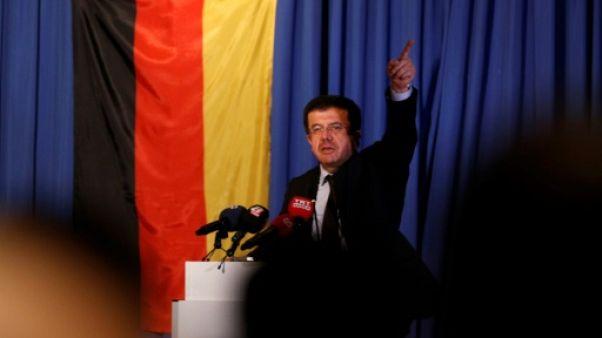 L'Autriche interdit une visite du ministre turc de l'Economie
