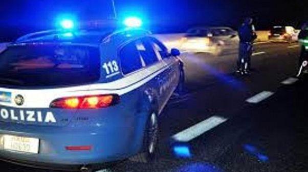 Furti e rapine in autostrada,11 arresti