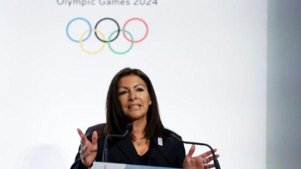 "JO-2024: ""la clé"" c'est l'accord ""gagnant-gagnant"" avec Los Angeles , estime Hidalgo"