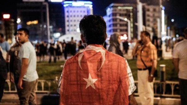La Turquie depuis la tentative de coup d'Etat
