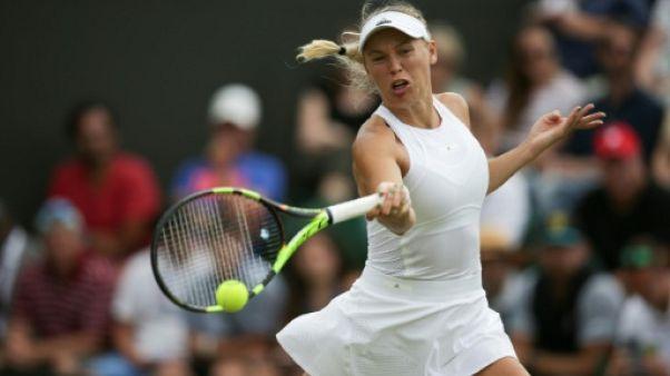 Wimbledon: Wozniacki battue en 8es par Vandeweghe