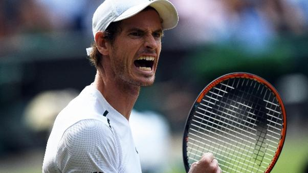 Wimbledon: Murray a quarti,battuto Paire