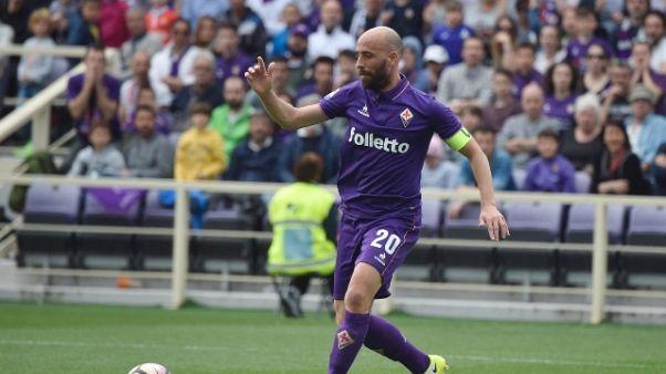 Fiorentina: Borja Valero all'Inter