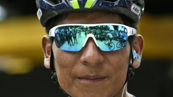 """Tour de France: Quintana """"ne regrette pas d'avoir couru le Giro"""""""