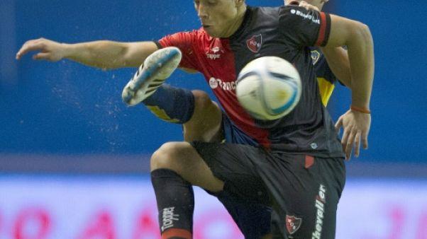 Transfert: l'attaquant argentin Ezequiel Ponce prêté à Lille