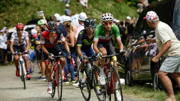 Tour de France: Aru-Fulgslang, le binôme à jouer pour Astana