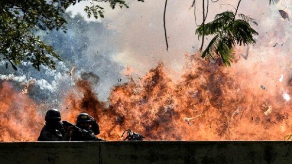 Venezuela: nouvelles violences meurtrières