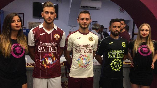 Trastevere farà Coppa Italia'dei grandi'