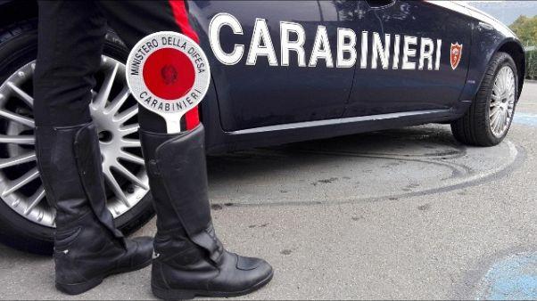 Furti con violenza, arresti in Toscana