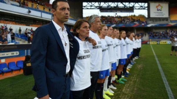 """Bleues: France-Norvège, """"un très bon test"""" selon Echouafni"""