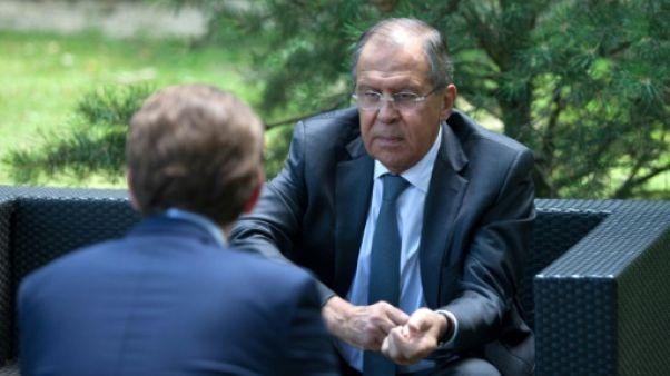 Expulsion de diplomates: Moscou réfléchit à des représailles contre Washington