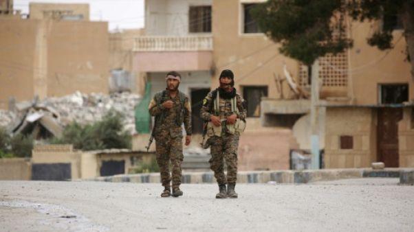 Syrie: les forces anti-EI reprennent un village près de Raqa