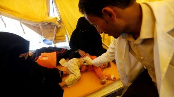 Choléra au Yémen: appel à l'aide internationale lancé par l'ONU