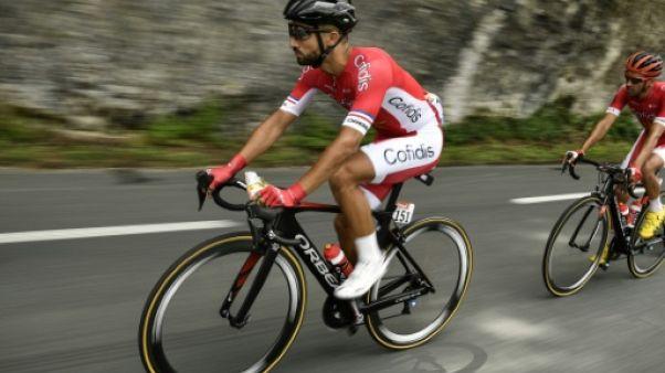 Tour de France: Bouhanni sanctionné