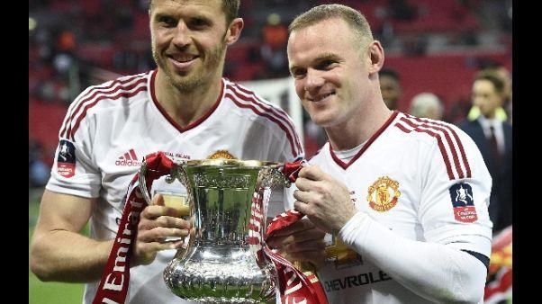 Man. United: Carrick nuovo capitano