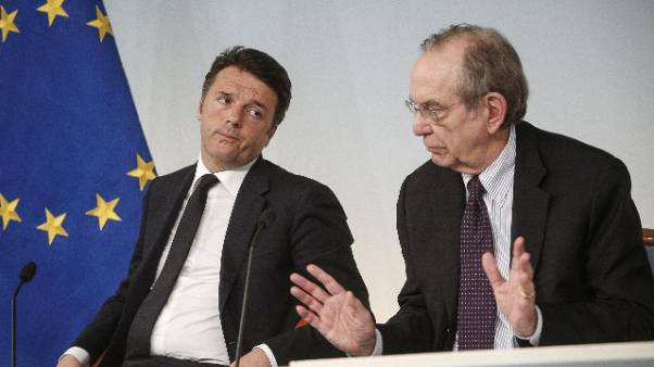 Renzi, deficit al 2,9% unica strada