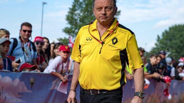 F1: Vasseur nuovo team principal Sauber