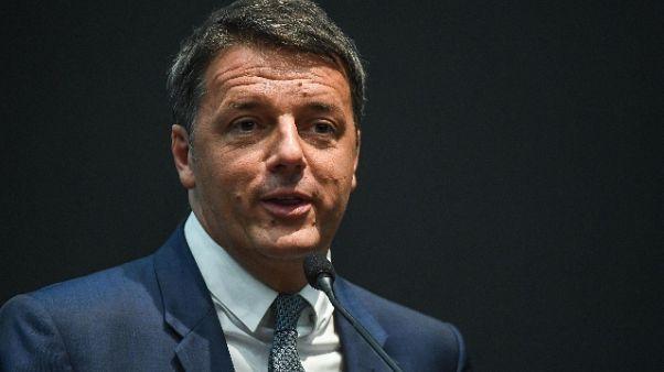 Renzi, Corsaro si deve dimettere