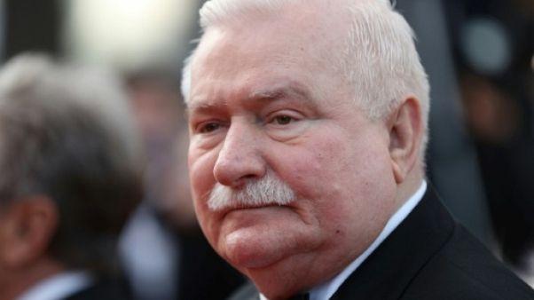 Pologne: Lech Walesa quitte l'hôpital mais doit se reposer