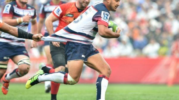 Top 14: Toulon recrute Jonah Placid