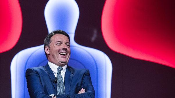 Renzi, porterò Pd a 40 per cento