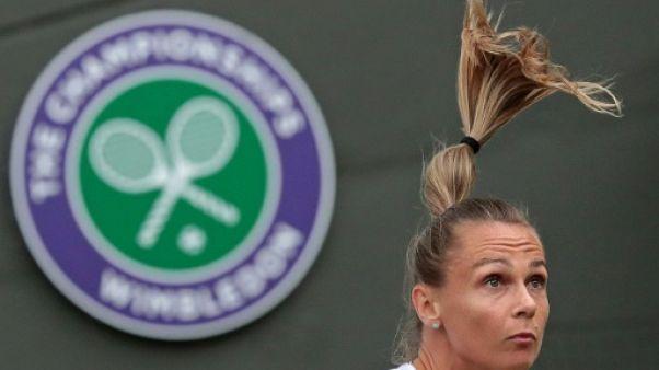 Wimbledon: Rybarikova, la révélation verte