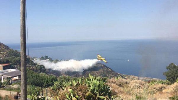 Incendi:record 764 richieste aerei Stato