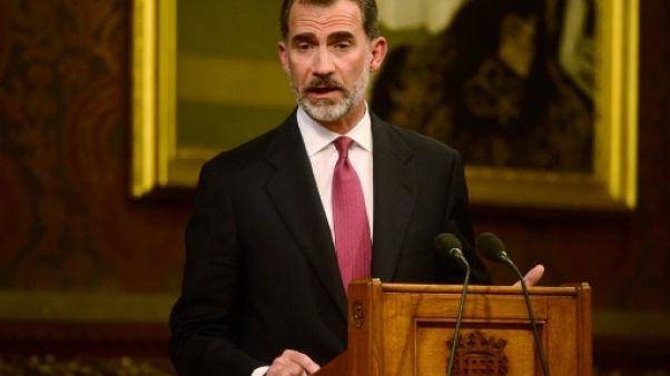 Le roi d'Espagne appelle au dialogue sur Gibraltar à Londres