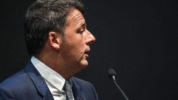 Renzi, no a cittadinanza crea esclusi