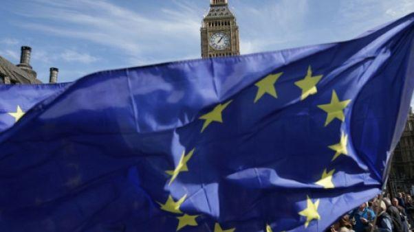 Brexit: Londres publie son projet de loi pour mettre fin à la suprématie du droit européen