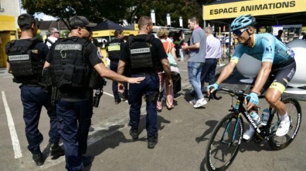 Tour de France: la sécurité du Tour, un défi de tous les instants