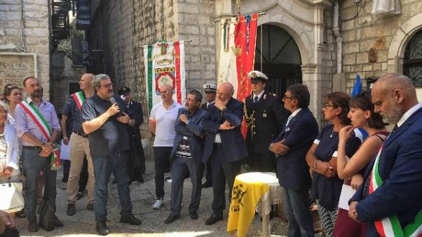 Bari ricorda vittima innocente mafia
