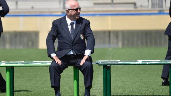 Tavecchio: No a paralisi Lega di Serie A