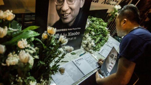 """La Chine dénonce le """"blasphème"""" du Nobel accordé à Liu Xiaobo"""