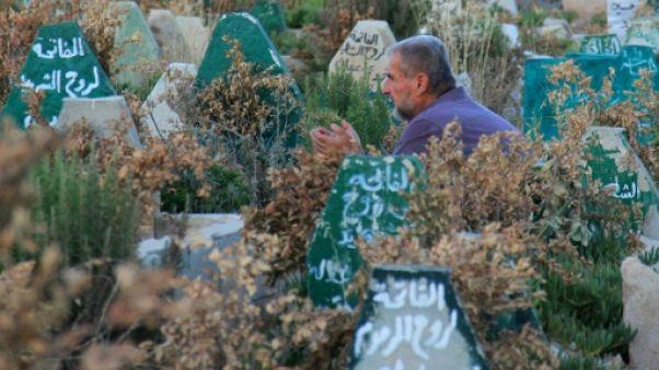Cent jours après, le souvenir de l'attaque chimique en Syrie reste vif