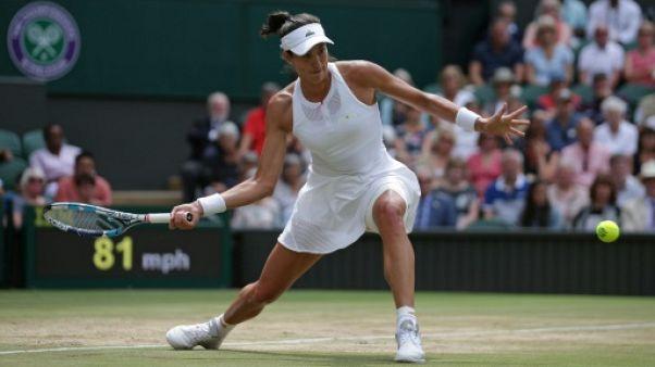 Wimbledon: Muguruza de retour en finale