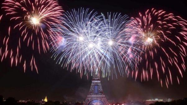 De Paris à Nice, un 14 juillet doublement symbolique pour Macron