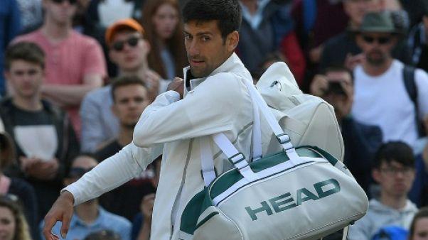 Djokovic: une pause pour mieux revenir ?