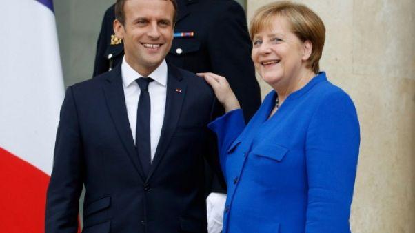 Conseil des ministres franco-allemand: Macron et Merkel misent beaucoup sur la défense