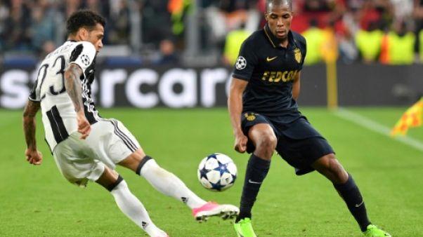 Transfert: Djibril Sidibé prolonge jusqu'en 2022 avec AS Monaco