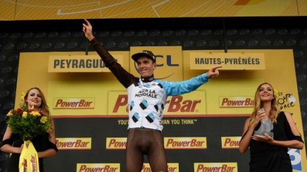 """Tour de France: """"Un poids en moins"""", reconnaît Bardet"""